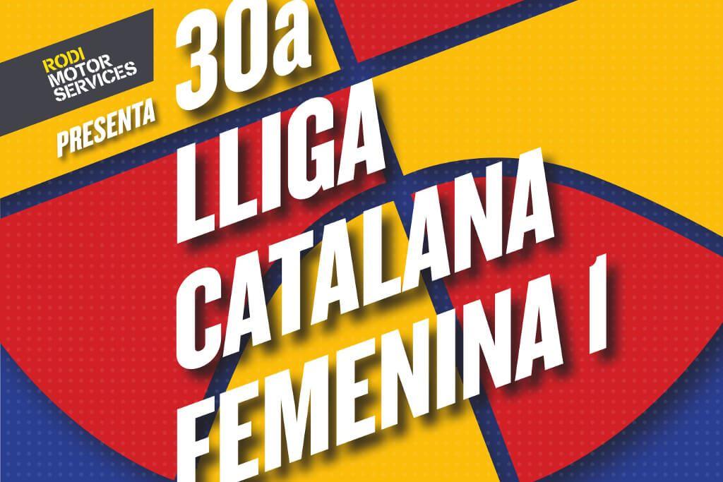 LIGA CATALANA FEMENINA DE BASQUET